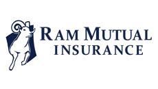 Ram mutual insurance logo